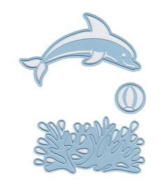 Marianne Design Dolphin Creatables Dies