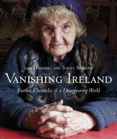 In Vanishing Ireland II, about the dying ways and traditions of Irish life. Illustrated with over a hundred photographs, we meet the people and the customs that are fast becoming a distant memory.  Through their own words and memories, men and women from every corner of Ireland transport us back to a simpler time when people lived off the land and the sea, and when music and storytelling were essential parts of life.