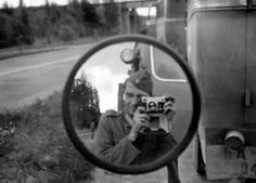 German WW2 selfie