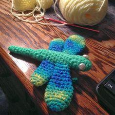 Crochet Amigurumi Delights: Hey everybody! So I had to design a pattern for my...