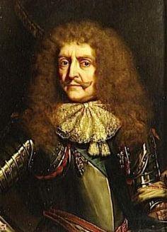 Michel de Grammont -- French Buccaneer; sacked Veracruz, Mexico in 1683