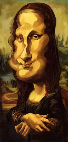 0547 [Bogar Chancay] La Mona Lisa