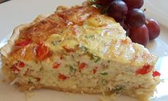 A great way to start your day for breakfast, or make as a dinner dish and serve with a fresh salad.