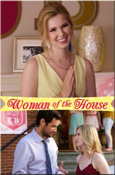 Its a Wonderful Movie - Your Guide to Family and Christmas Movies on TV: Woman of the House -- a PixL Original Movie!