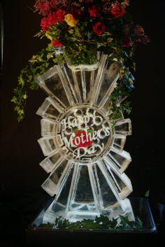 19 best mother s day ice sculptures images winter festival rh pinterest com
