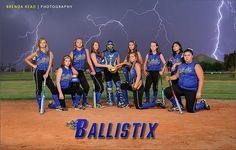 Ballistix Softball Team from Lake Jackson, Tx by brendaread, via Flickr