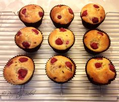 Will do - Passionfruit and Raspberry Muffins