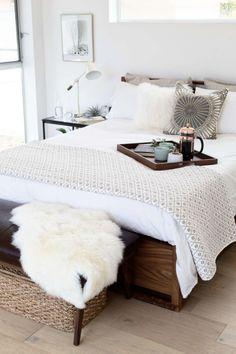 His and hers bedroom #crateweddingx100lc #cratewedding