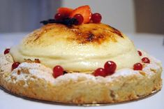 La Creme de la Creme: Una receta de una crema muy muy rica.... CREMA CHIBOUST