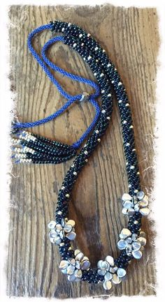 Pip Cluster Bead Necklace Kit