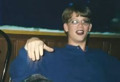 """""""THANK YOU GOD MOST FOR THIS AMAZING PICTURE OF HANK GREEN."""""""