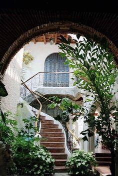 Stair...
