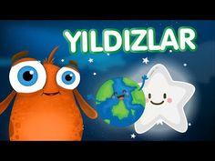 Yıldızlar Neden Parlar? | Okul Öncesi Eğitici Animasyon | Anne Bu Ne? - YouTube Montessori, Activities For Kids, Drama, Diy Crafts, Science, Youtube, Education, Children, Fictional Characters