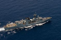 Royal Canadian Navy frigate HMCS Winnipeg officially joined Standing NATO Maritime Forces in the Eastern Atlantic Ocean yesterday, July 7, as part of Operation REASSURANCE, Canada's response to the Putin regime's aggression in Central and Eastern Europe. HMCS Winnipeg replaces HMCS Fredericton which had been conducting maritime security operations and joint NATO training exercises in the Mediterranean Sea, Black Sea, North Atlantic Ocean, and Baltic Sea as part of SNMG2 since January 2015.