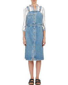 Sea Overalls Dress   LuckyShops