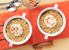 pumpkin sweet brown rice pudding {gluten-free, dairy-free}