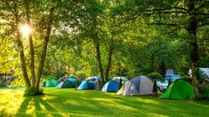 Nallikari Holiday Village and Solliden Camping – the first Green Key awarded camping sites in Finland Camping Resort, Camping Gadgets, Camping Hacks, Camping Holland, Glamping, Holland Strand, Camping Packing, Adventure Tours, Places