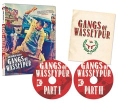 Gangs of Wasseypur (parts 1 & 2) are finally getting a US blu-ray release!