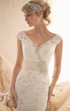 Mori Lee 2608 by Bridal by Mori Lee