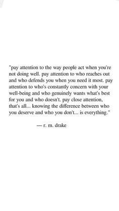 - r m drake Now Quotes, True Quotes, Words Quotes, Great Quotes, Wise Words, Quotes To Live By, Motivational Quotes, Inspirational Quotes, Sayings