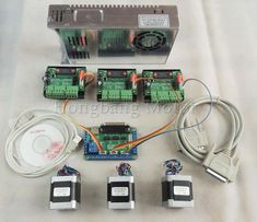 5 Axis Cnc, Cnc Router Machine, Stepper Motor, Kit, Electrical Equipment, Coding, November, Type, Products