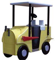 Golf Cart Sports Novelty Mailboxes
