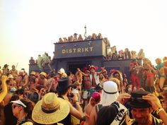 My Burning Man Experience - The Blonde Abroad
