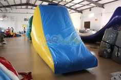 3 in 1 Inflatable Water Sport Games