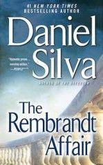 Daniel Silva books  The Rembrandt Affair