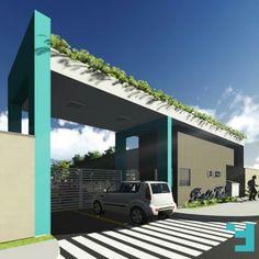 Condomínio Portal dos Ventos, Trindade-Goiás. #IssoéFORS #Fors #Ideias #Arquitetura