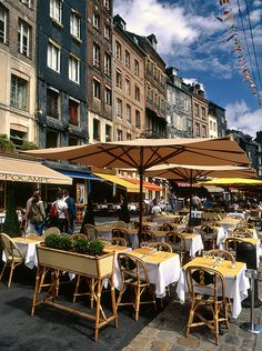 Honfleur, Northern France