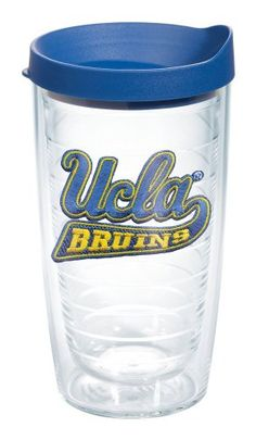 amazoncom ucla bruins 16 oz tumbler with blue lid sports outdoors