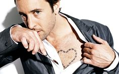 Alex O'Loughlin <3