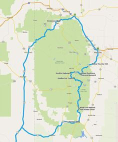 Three Day Route For Mount Rushmore - Driving Loop from Denver #MountRushmore #SouthDakota #Travel