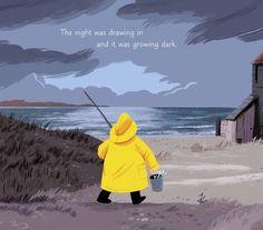 The-Storm-Whale-Benji-Davies - Hľadať Googlom