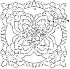 Inspirações de Croche com Any Lucy:
