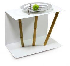 Weil Bambus eine individuelle Maserung hat, ist jedes Möbelstück ein Unikat. #bamboo #livingroom #furniture #home #homestory #interior #decoration