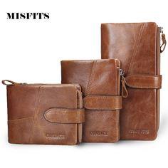 $33.31 (Buy here: https://alitems.com/g/1e8d114494ebda23ff8b16525dc3e8/?i=5&ulp=https%3A%2F%2Fwww.aliexpress.com%2Fitem%2FVintage-Genuine-Leather-Women-Men-Wallets-European-and-American-Style-Leather-Wallet-Womens-Wallets-and-Purses%2F32706675012.html ) Vintage Genuine Leather Women Men Wallets European and American Style Leather Wallet Womens Wallets and Purses Card Holder for just $33.31
