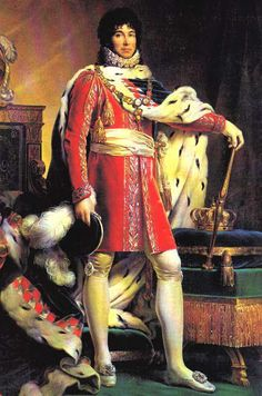 His Imperial Highness 1st Prince Joachim Murat, Marshal of France, Grand Admiral of France, Grand Duke of Berg and Cleves, Horsemaster of Europe, His Majesty By the...