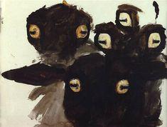 Jamie Wyeth, Sheep eyes