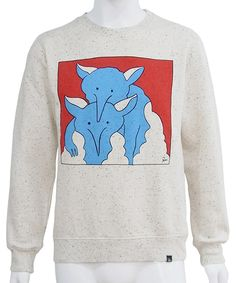 BY PARRA - CREW NECK HOMIES (OFF WHITE) http://www.raddlounge.com/?pid=87165293 * all the merchandise can be purchased by Paypal :) www.raddlounge.com/ #streetsnap #style #raddlounge #wishlist #stylecheck #fashion #shopping #unisexwear #womanswear #clothing #wishlist #brandnew #rockwell #byparra #parra