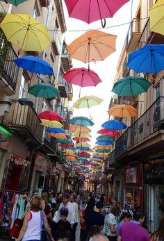 Mary Poppinshopping. Reus, Baix Camp, Catalunya. Espanya.