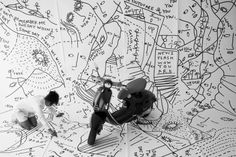 "Shantell Martin. ""Drawing on Everything""."