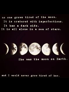 64 Trendy quotes deep dark thoughts the moon The Words, Moon Quotes, Life Quotes, Talking To The Moon, R M Drake, You Are My Moon, I Love You To The Moon And Back, Dark Thoughts, My Sun And Stars