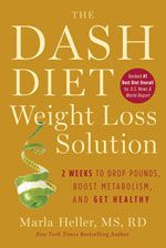 My husband had a heart attack and his cardiologist recommended the DASH diet.  The DASH Diet Weight Loss Solution