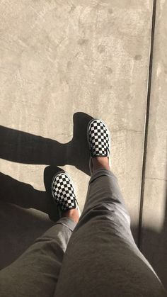 Vans slip on checkerboard Vans Checkerboard Slip On, Shoes Wallpaper, Creative Shoes, Couple Photoshoot Poses, Girly Pictures, Vans Slip On, Vans Off The Wall, Girl Photo Poses, Custom Shoes