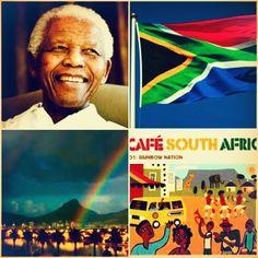 SA love ~ Karibu Restaurant Luvs ~ South African Dining ~ Cape Town Waterfront RSA ~
