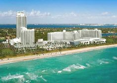 Fontainebleau, Miami Beach, Where my mother worked and met my dad and fell in love in the Miami Florida, Miami Beach, South Beach, Beach Fun, Beaches In The World, Places Around The World, Around The Worlds, Alaska, Places To Travel
