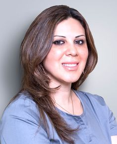 British Dentist Dubai | Dr. Ladan Sahirad