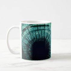 Abstract Designer Mug - home gifts ideas decor special unique custom individual customized individualized